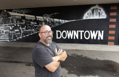 Modesto chef closing spot where Guy Fieri famously ate to merge with Bauer's Downtown