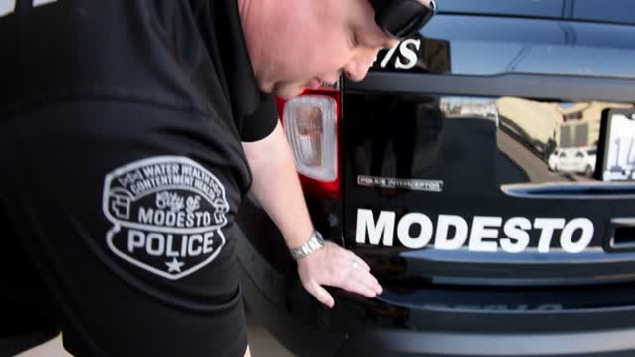 Why police are putting carbon monoxide detectors in their patrol vehicles