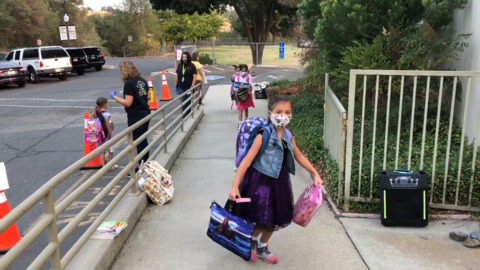 Knights Ferry among first Stanislaus public schools to bring back kids
