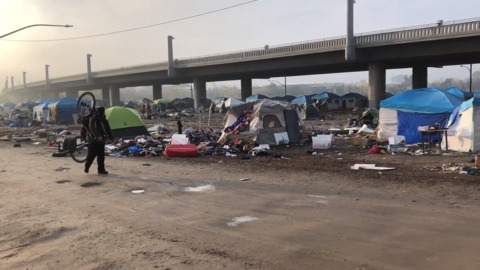 With closing of Modesto Outdoor Emergency Shelter, what is next for city's homeless?