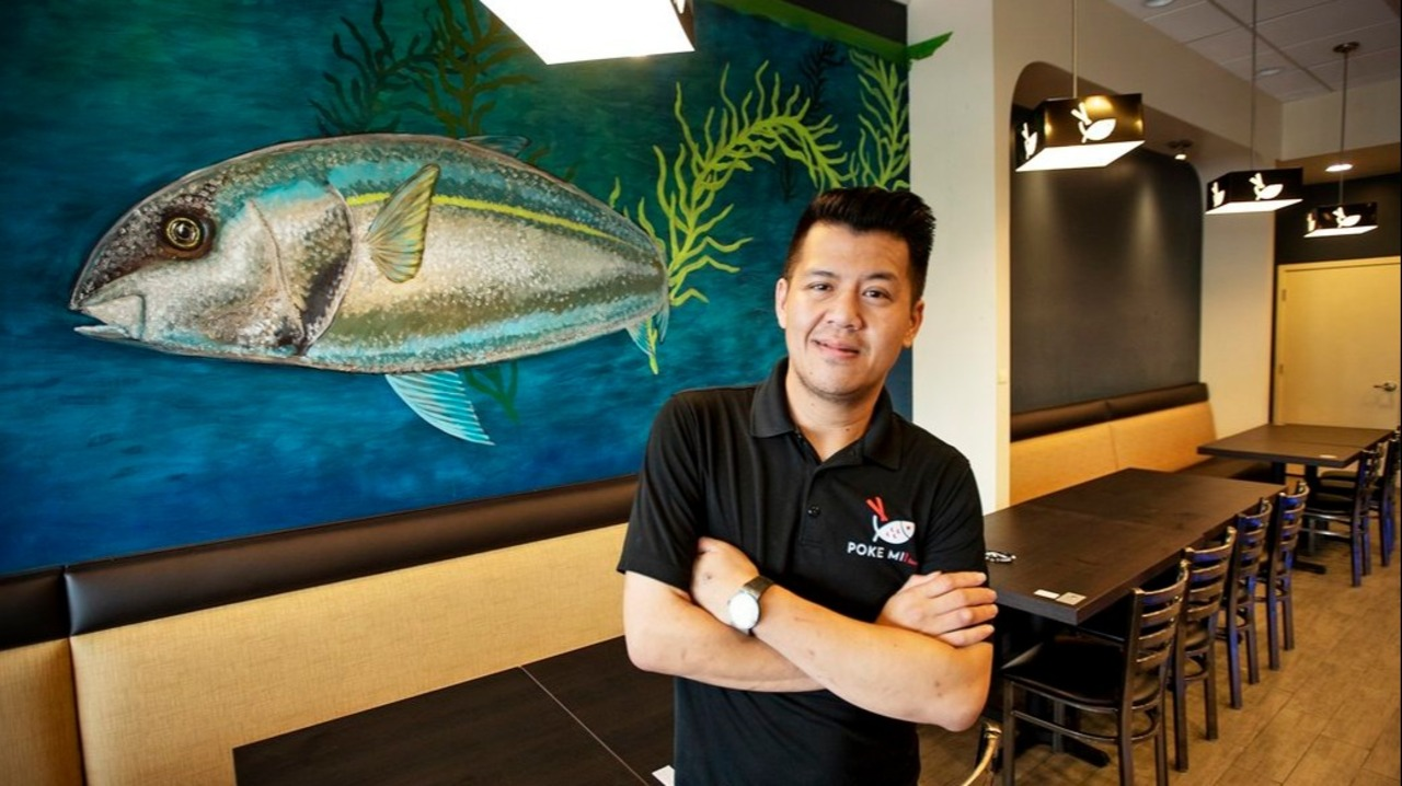 Poké-ed or grilled at these two new Asian-inspired restaurants opening in  Modesto | Modesto Bee