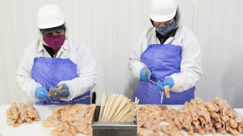 Niche chicken processor moves from Riverbank to a Modesto plant with a long history