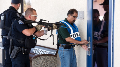 Don't be alarmed, police say: 3 departments conduct drills Monday in Sacramento area