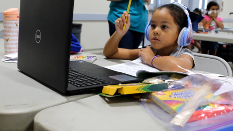 How does Turlock's distance learning camp work? Here's an inside look