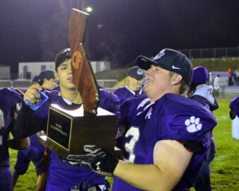 Watch reaction after Denair defeated Santee of LA in state title game