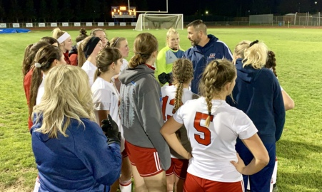 Why Beyer girls soccer team has reason to smile after tough playoff loss to Sierra