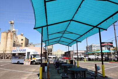 Downtown Modesto food truck court opens; what kind of food to expect at Grub Hubs