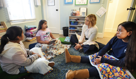 For children, grieving a loved one takes time, Jessica's House offers support