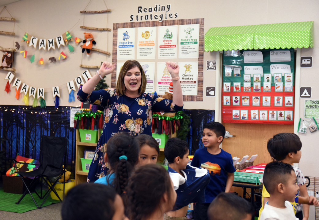 Full Day Kindergarten Is Great For Kids >> Modesto City Schools Is Moving To Full Day Schedule For Kindergarten