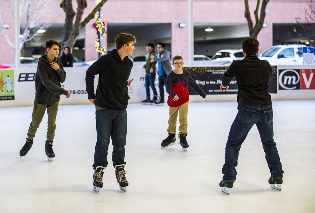 Popular downtown Modesto ice rink won't return next year unless a new owner steps up