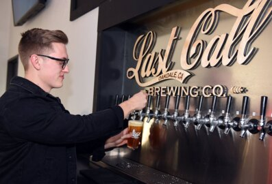 More beer, more space await visitors at Oakdale's new Last Call Brewing taproom