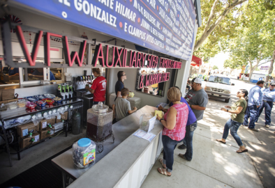 What makes these burgers so good? VFW Auxiliary debuts new booth at Stanislaus fair