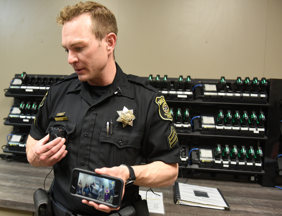Stanislaus sheriff's deputies get body-worn cameras