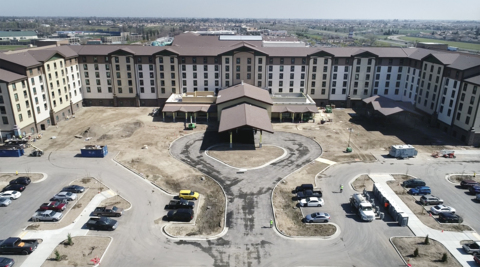 Coronavirus continues to delay Manteca's Great Wolf Lodge opening; new fall date set