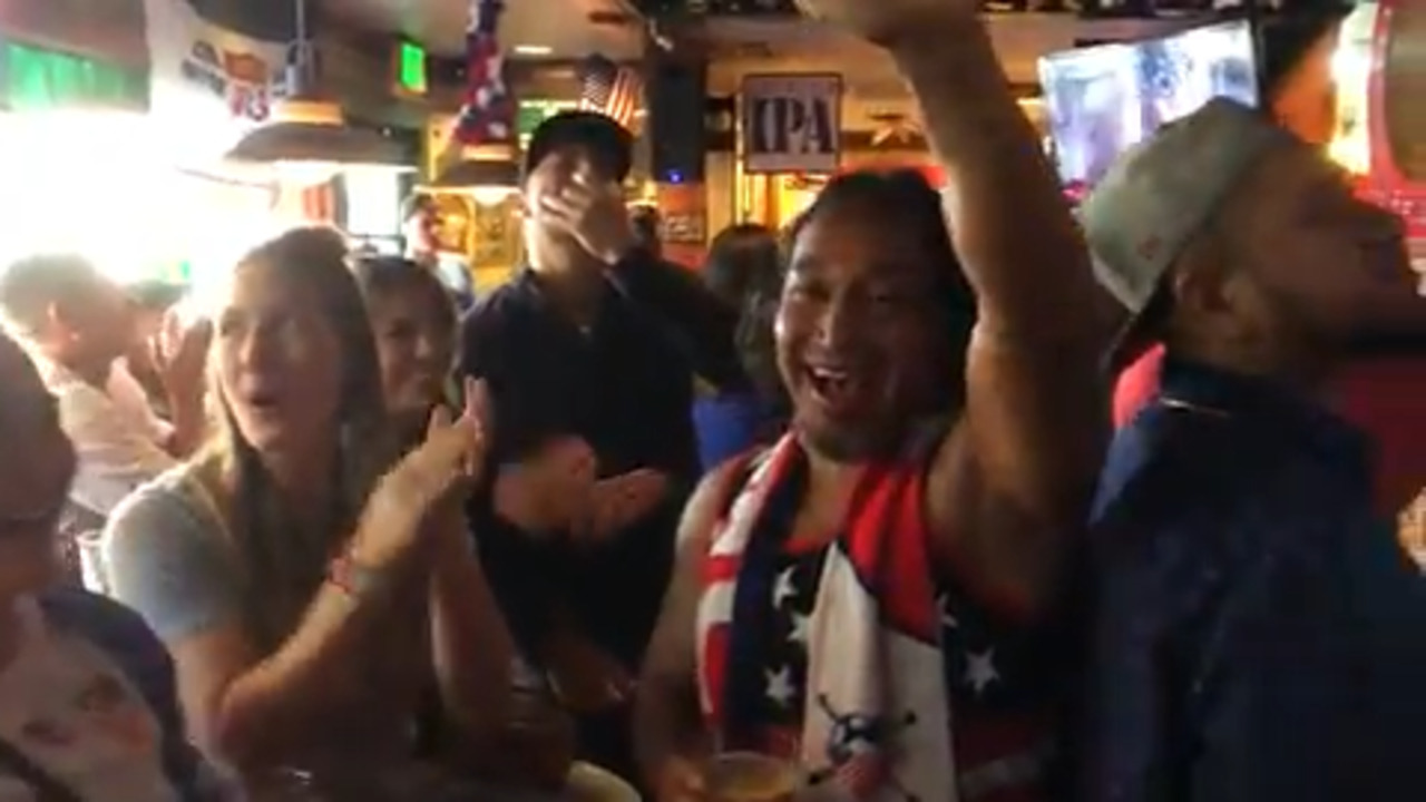 As U.S. beats Netherlands in World Cup, Modesto fans loud enough to be heard in Lyon