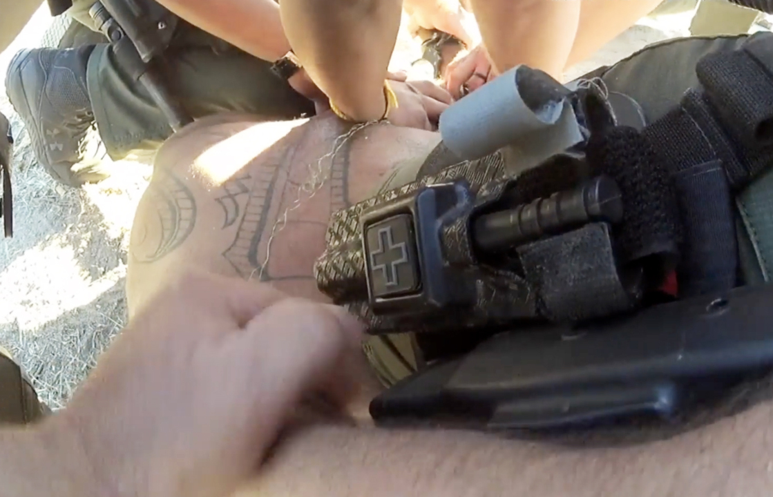 Sheriff releases body-cam video of struggle that preceded man's death in south Modesto