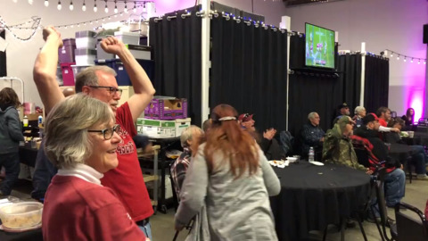See Modesto fans' Super Bowl reactions