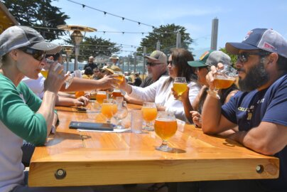 Turlock's Dust Bowl opens Monterey taproom; coastal town enjoys its big little brews