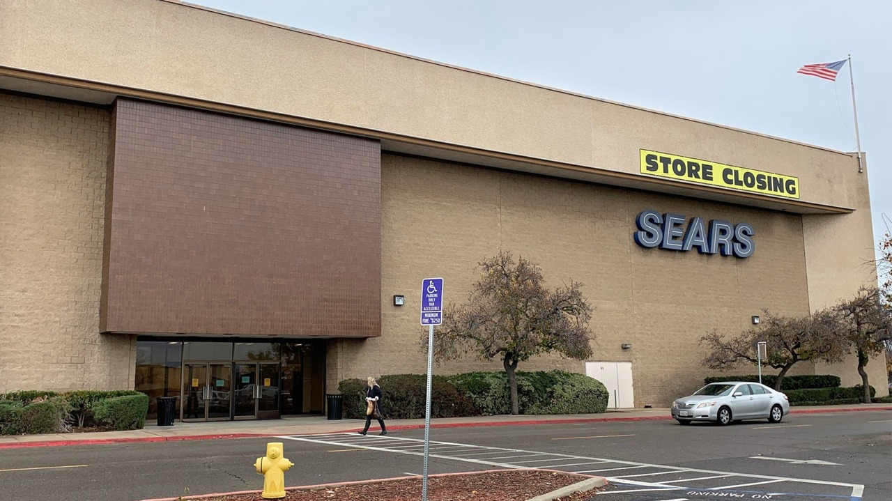 9a419ddabfb Sears at Modesto's Vintage Faire Mall and Kmart in Ceres close their doors    Modesto Bee