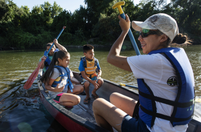 Names of Note: Modesto wins statewide award for rehab of parks along river and creek