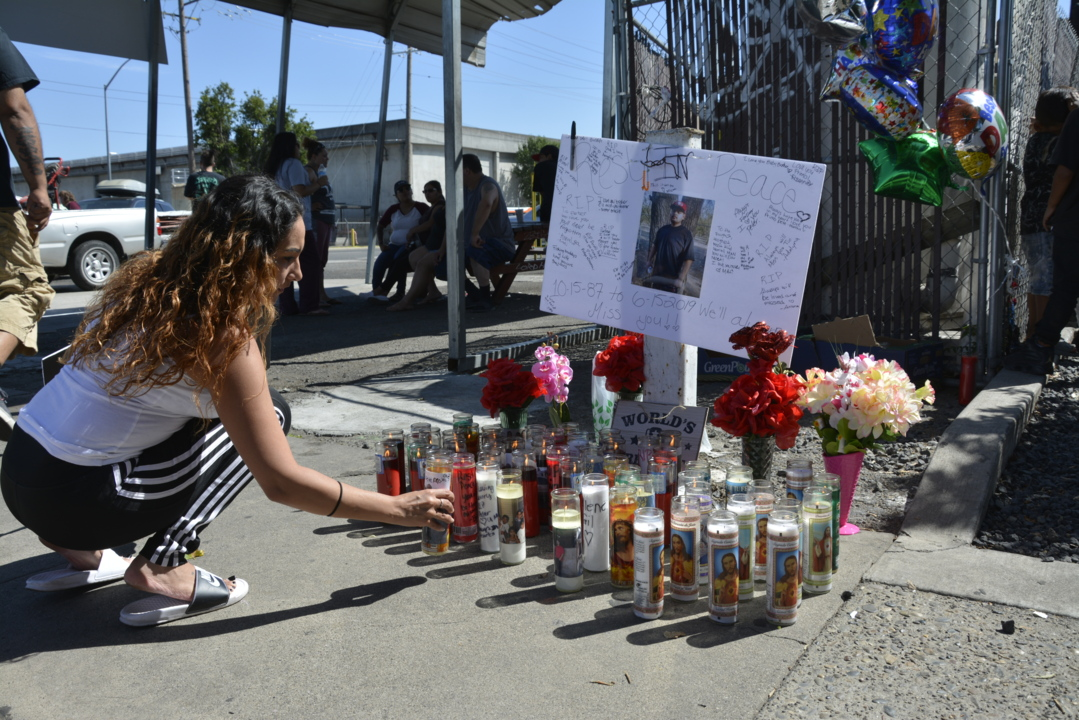Update: Two men arrested in police pursuit crash at Modesto taco truck, killing two