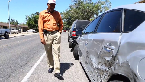 Why Modesto man blames city after another suspected drunken driver plows into cars