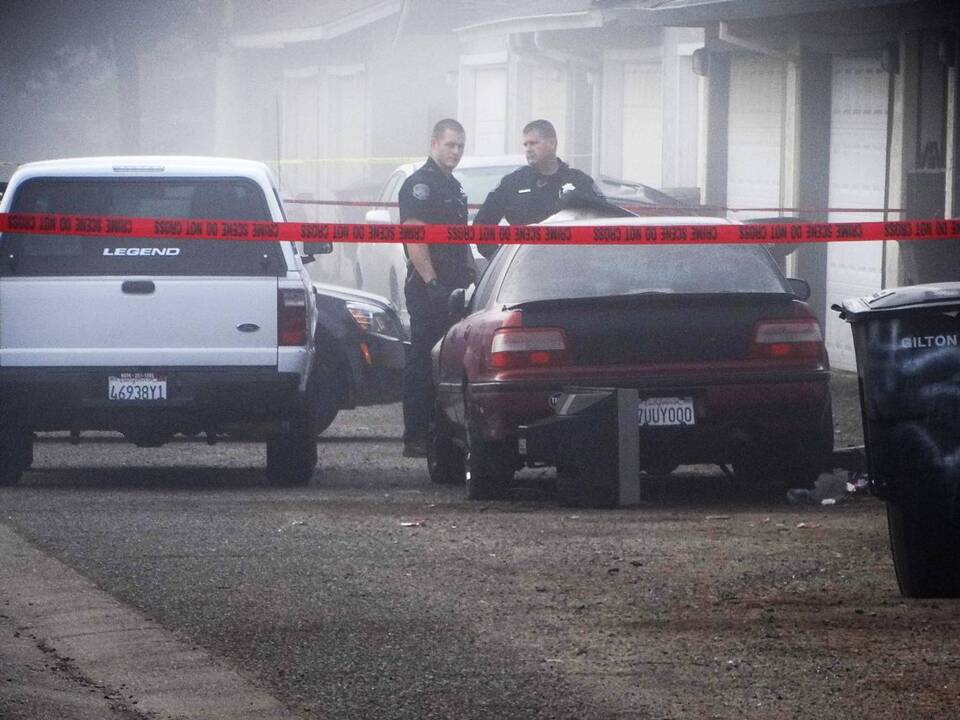 Police officer injured suspect dead in north modesto