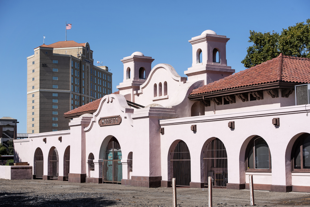 Modesto's downtown train depot will get makeover to welcome ACE. Ceres has plans, too