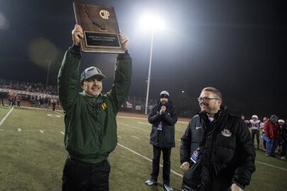 Watch highlights of Hilmar's 48-14 win over East Nicolaus in the CIF State Division 6-AA NorCal Championship