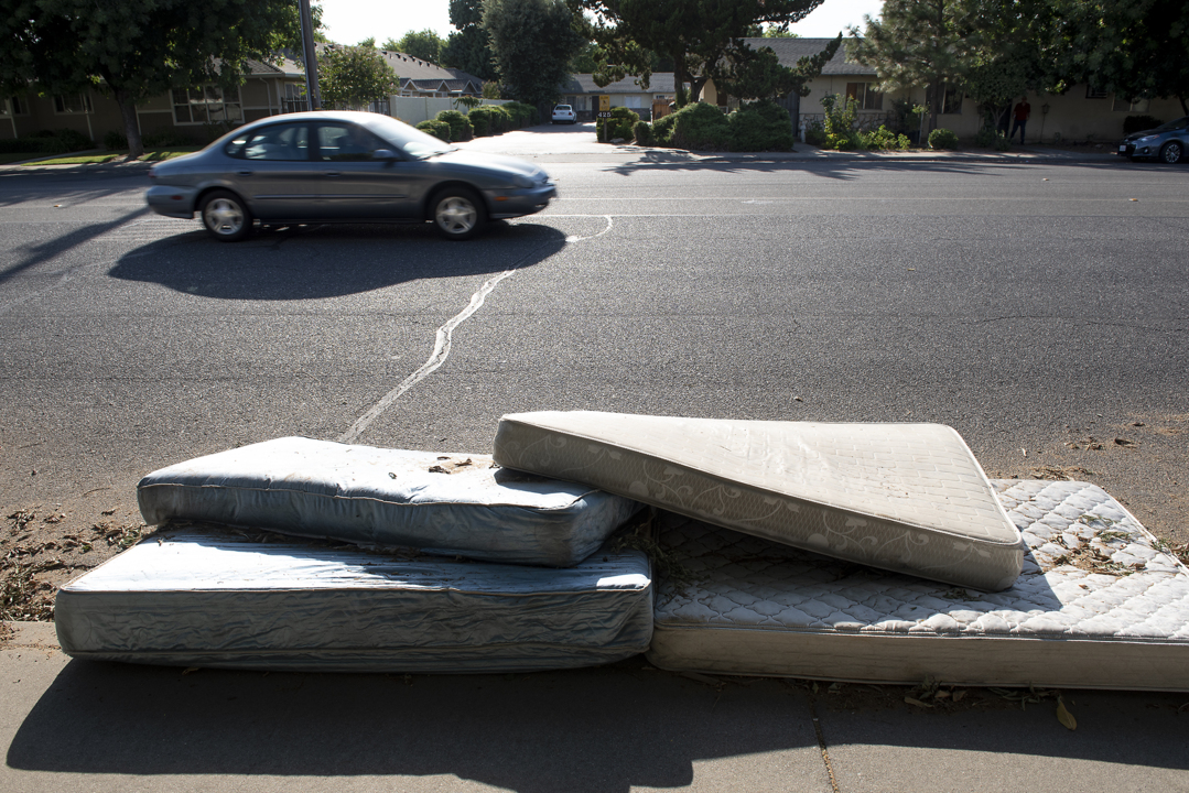 Fine for illegal dumping in Modesto CA now as much as $2,000