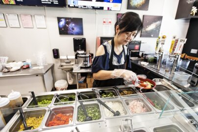 Never mind the name, new Turlock restaurant offers poke bowls and Mexican fusion