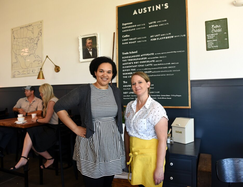 Family at the heart of new Ripon coffee shop serving specialty brews, homemade treats