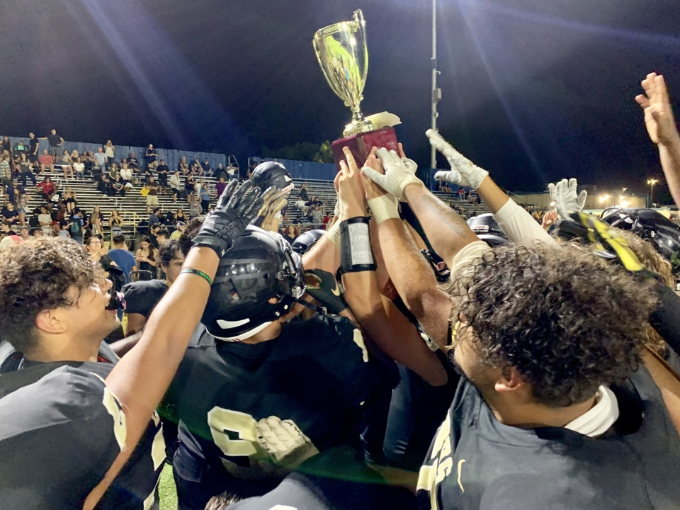 Enochs controls second half to beat Beyer for Sylvan Bowl Trophy