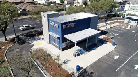 When will Modesto's first Dutch Bros Coffee open? And how can you avoid the lines?