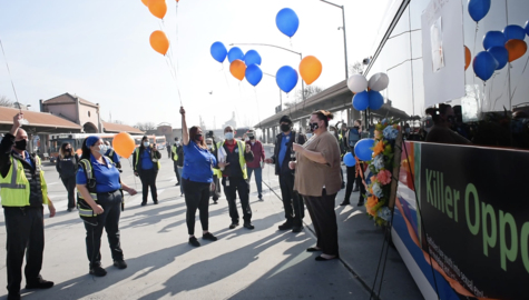 """Modesto bus driver remembered as """"good friend to all of us"""""""