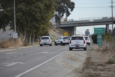 See the scene of a shooting in south Modesto