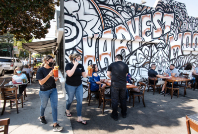 Downtown Modesto's Harvest Moon reopens; new owners keep same recipes, bring new look