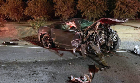 Three killed, two injured in Oakdale-Waterford Highway crash, fire departments report