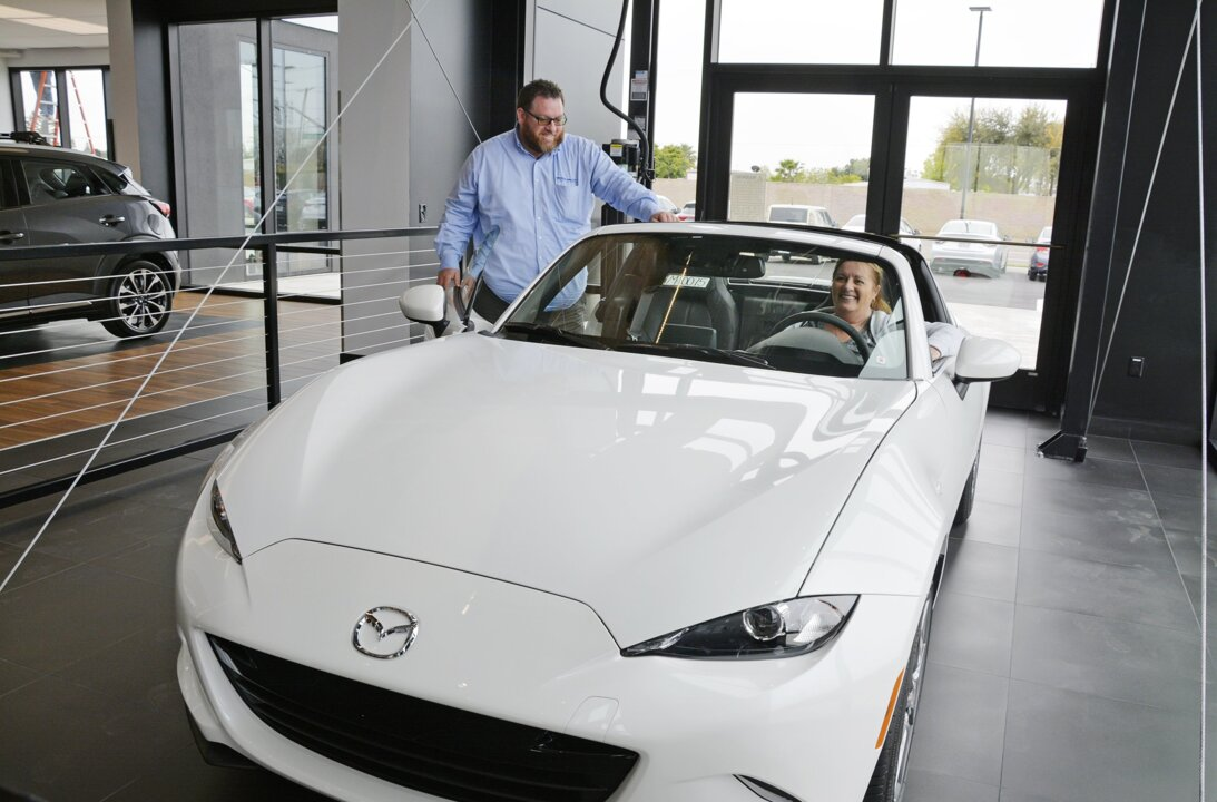 New State Of The Art Modesto Mazda Brings Brand Back To City After Decade Away Bee