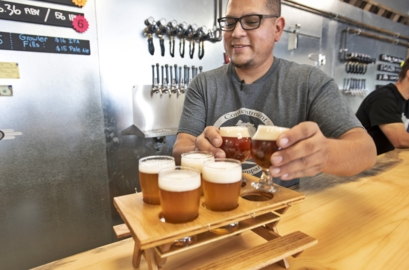 Enjoy water, wealth, contentment, beer at new Modesto craft brewery open near MJC