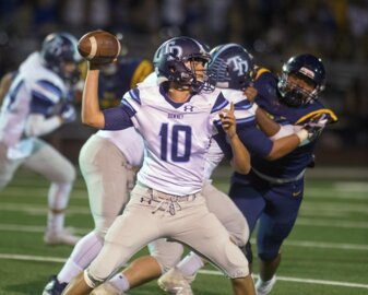The return of a Modesto quarterback makes this CCAL school a formidable opponent.