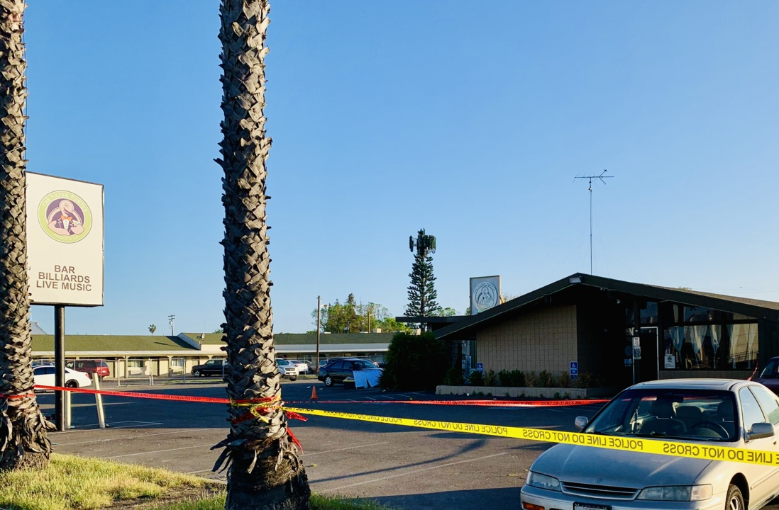 Modesto CA police investigating bar shooting during music