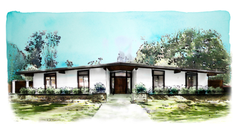 A 'race to the finish' as national designers transform Turlock home for charity