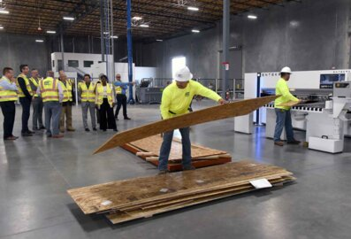 New Modesto manufacturing plant Entekra could turn city into hub for home building