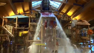 Look inside the water parks of Great Wolf Resorts