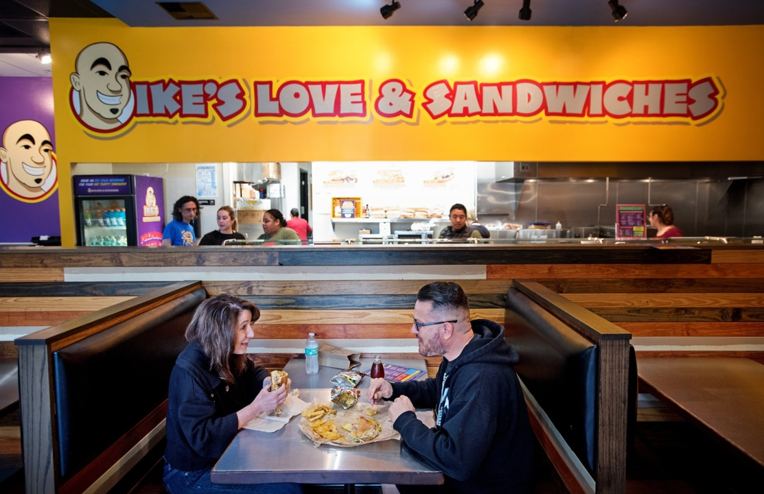 Free sandwiches: Ike's is opening its second Fresno shop this week