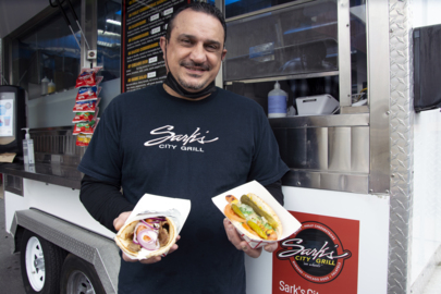 This new Modesto food trailer offers up flavors from the Midwestern to Mediterranean