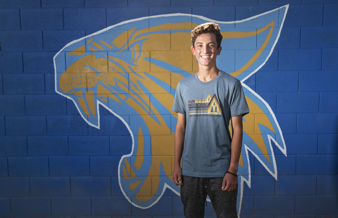 Ultra teen: Waterford High senior joins elite company in 100-mile Headlands run