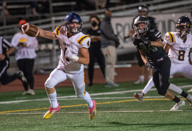 Turlock rolls over rival Pitman in Harvest Bowl, continues dominance in CCAL