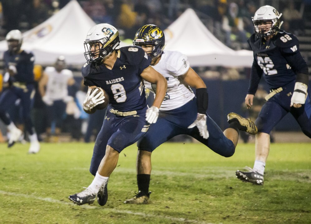 Central Catholic faces tough tests during its typical rigorous non-conference season.